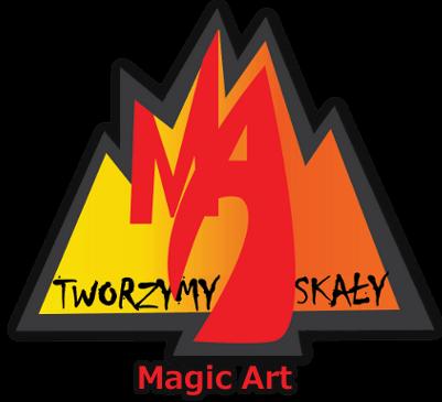 Sztuczne Skały Logo